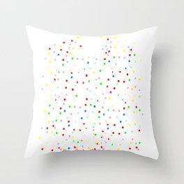 Keep Calm Wait Don't - It's My 16th Birthday Present print Throw Pillow