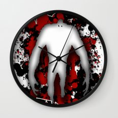 Infected Creatures Wall Clock