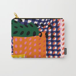 Twisted chess Carry-All Pouch