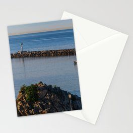 Sunrise Sail II Stationery Cards