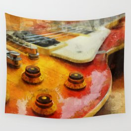 Les Paul Std 1958 Vos Wall Tapestry