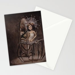 The Consequence of Being Human Stationery Cards