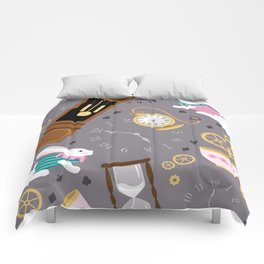 Late For The Party Comforters