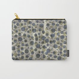 Soda Water Scribble Carry-All Pouch