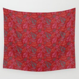Cute floral pattern Wall Tapestry