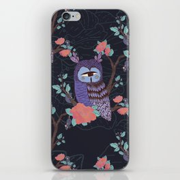 One Eyed Owl iPhone Skin