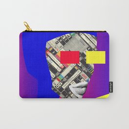 Space Portrait Carry-All Pouch