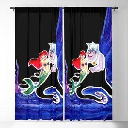 Ariel & Ursula Blackout Curtain