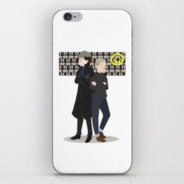 Baker Street Boys iPhone Skin