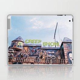 creep show Laptop & iPad Skin