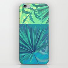 soft tropic iPhone & iPod Skin