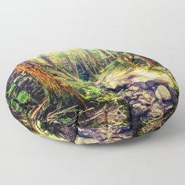 Zealand Forest Floor Pillow