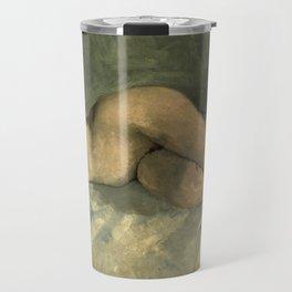 George Hendrik Breitner - Reclining nude, 1887 Travel Mug