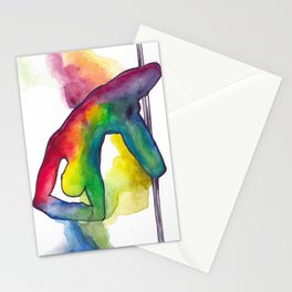 Tiny Dancers Collection: Ricky Phoenix  Stationery Cards