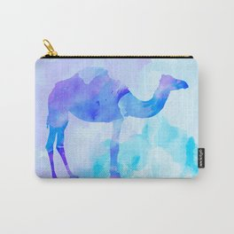 Abstract Camel Carry-All Pouch
