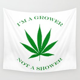 Marijuana Dispensary Legal Weed Wall Tapestry