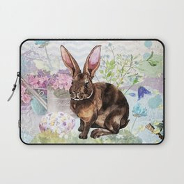Easter Blue Bells Laptop Sleeve