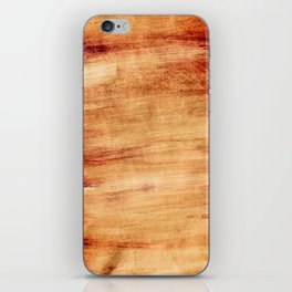 Parchment dream iPhone Skin