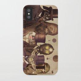 Victorian Wars  iPhone Case