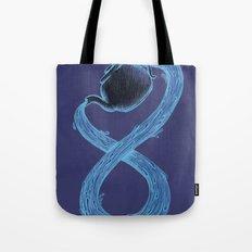 Infinite Tea Tote Bag