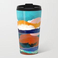 Fallscape Metal Travel Mug