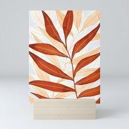 Kelp - Terracotta Mini Art Print