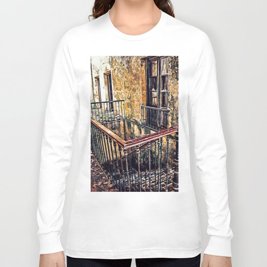 Mystery Place Long Sleeve T-shirt