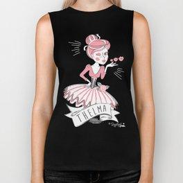 Thelma the Ballerina Biker Tank
