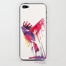 The great emerge iPhone & iPod Skin