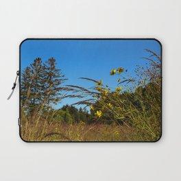 Tranquil Field Laptop Sleeve