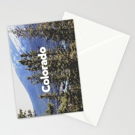 Colorado, Pikes Peak Stationery Cards