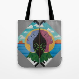 Due Respect Tote Bag