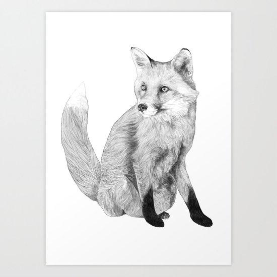 Neville Art Print