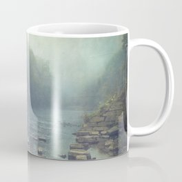 Stones in A River Coffee Mug