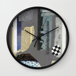 Collage Exp. 2 Wall Clock