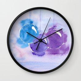 Easy ornaments Wall Clock