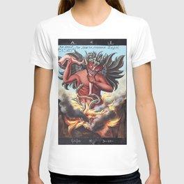 The Devil and black magic T-shirt