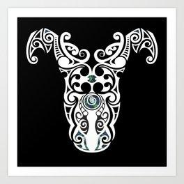 Warrior Art Print