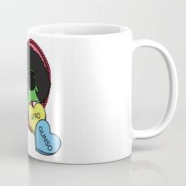 Afro Gunso Coffee Mug