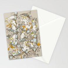 Inner Demons Stationery Cards