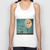 guardians Tank Tops featuring THE GUARDIANS by MadiS