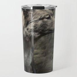 Tom Feiler Wolf Travel Mug