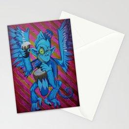 Chris' Flying Monkey Stationery Cards