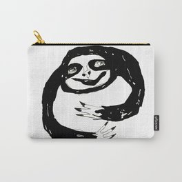 Sloth Hugs Carry-All Pouch
