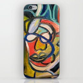 Man Of The Hour iPhone Skin