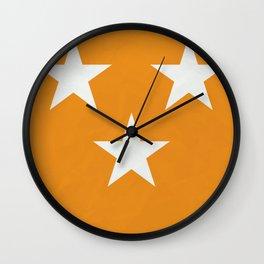 Macho Madness ver.1 Wall Clock