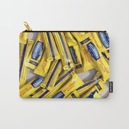 Mayonnaise  Carry-All Pouch