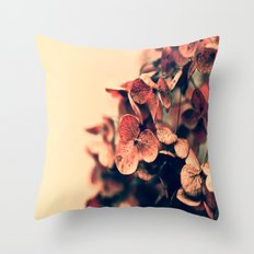 Embers Throw Pillow