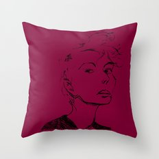 Untitled1 Throw Pillow