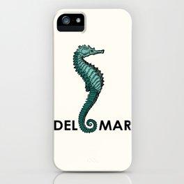 Caballito del Mar iPhone Case